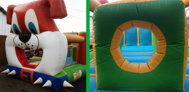Juego Inflable Perruno